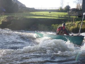 Intro to White Water Canoeing Day Course